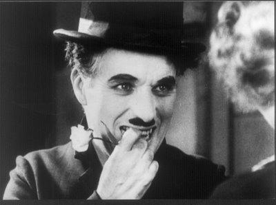 """La sonrisa""Charles Chaplin"
