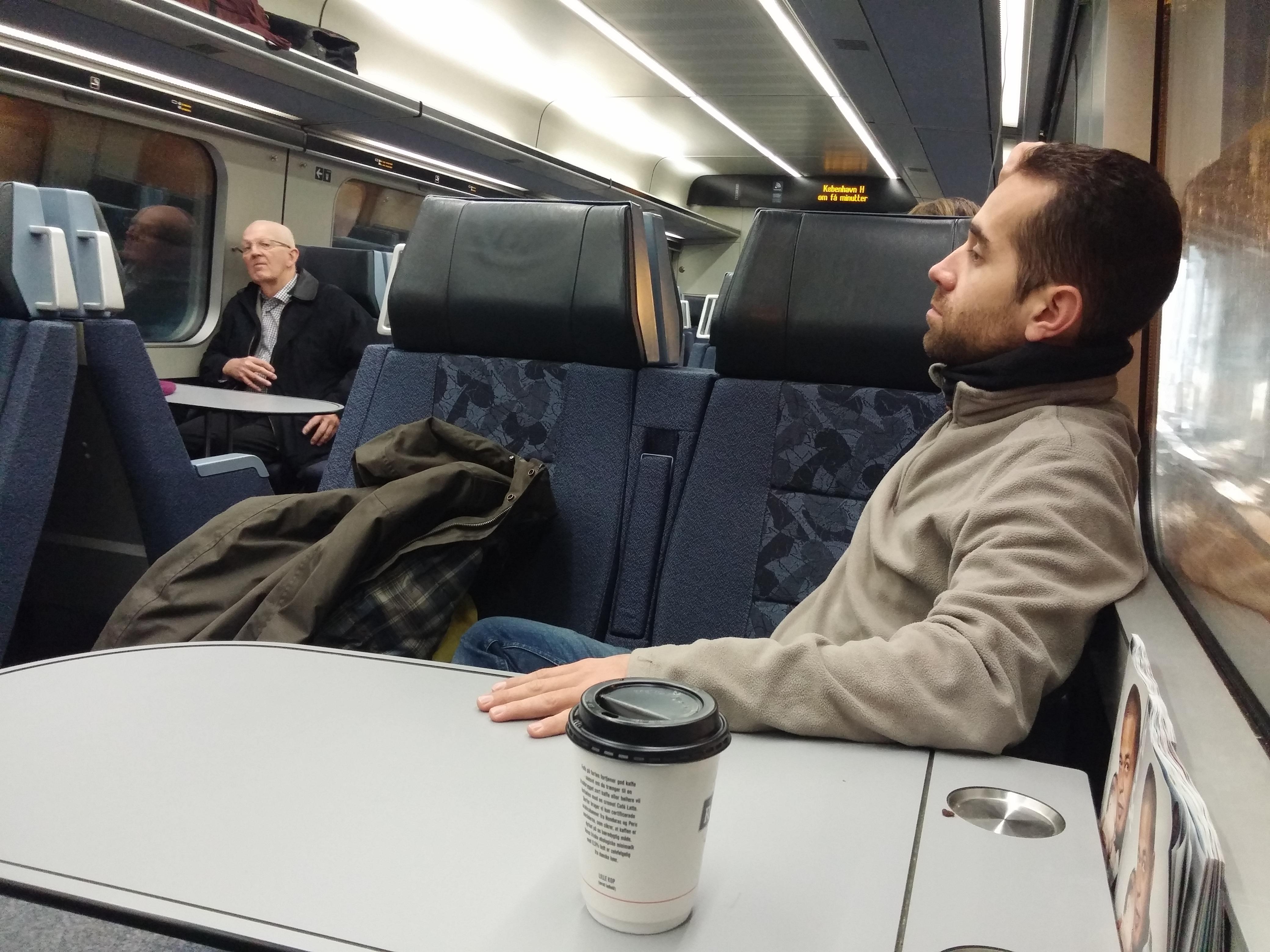 Copenhaguen Regional Train